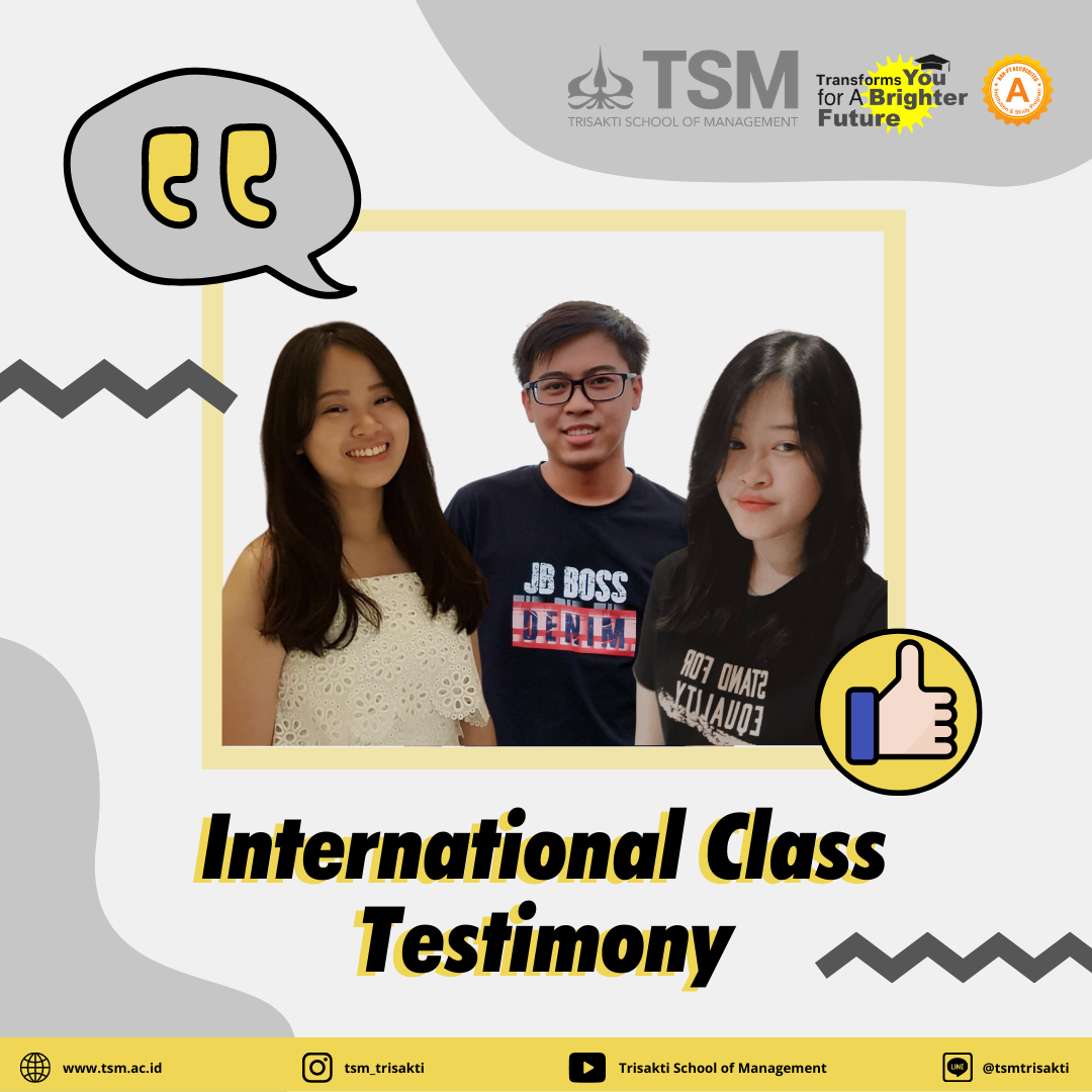 Why You Should Join The International Class