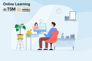TSM Berlakukan Online Learning