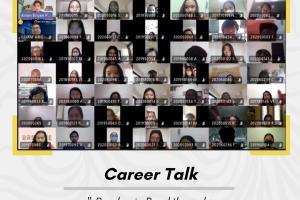 Career Talk: Temukan Potensi, Hasilkan Prestasi!