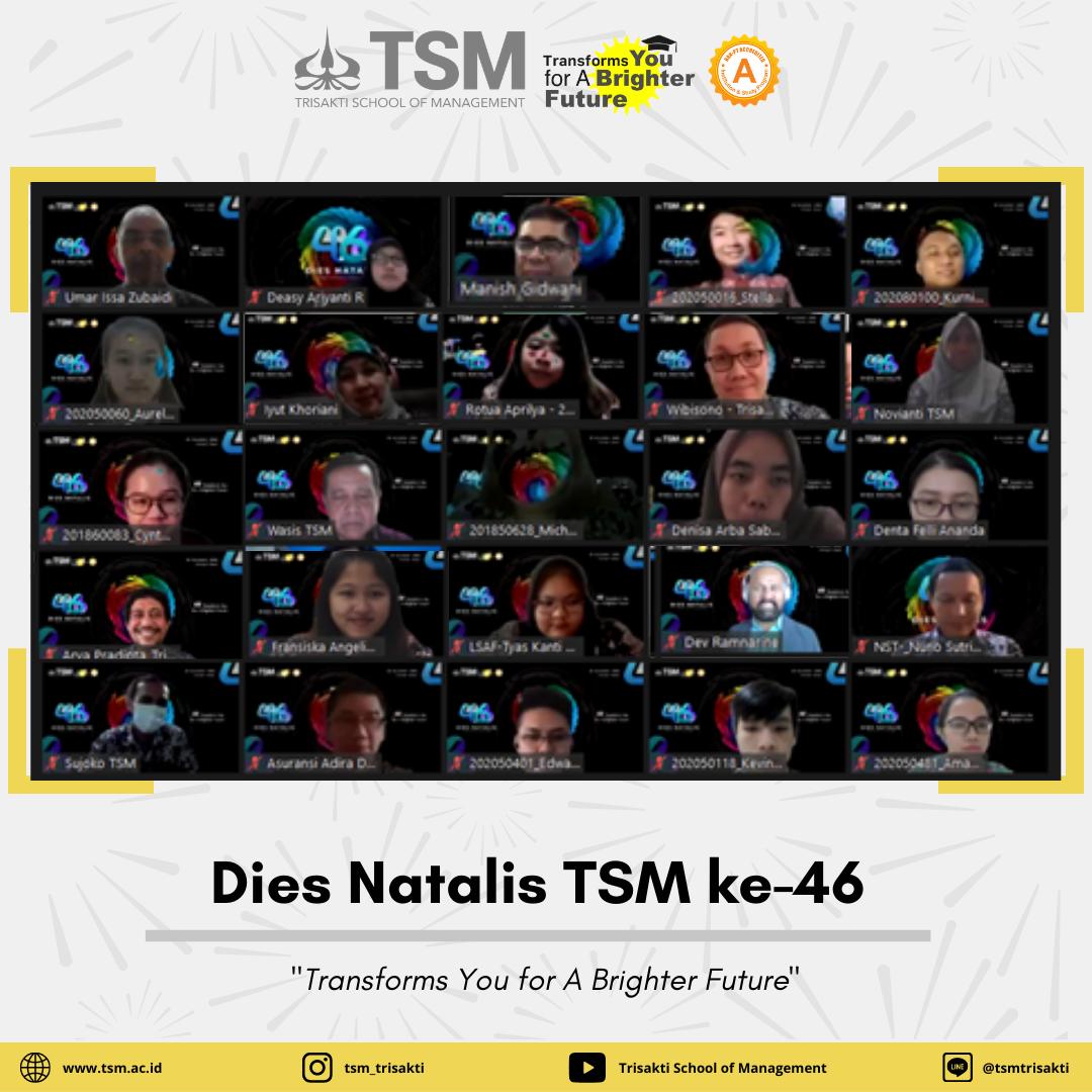 Puncak Perayaan Dies Natalis TSM ke-46