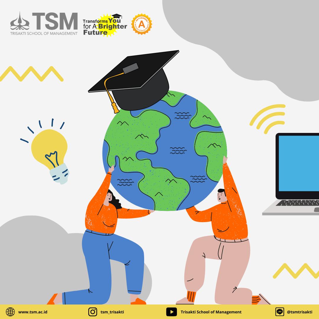 TSM Memberikan Bantuan Keringanan Keuangan Kepada Mahasiswa Sejumlah Rp 5,8 Miliar Lebih