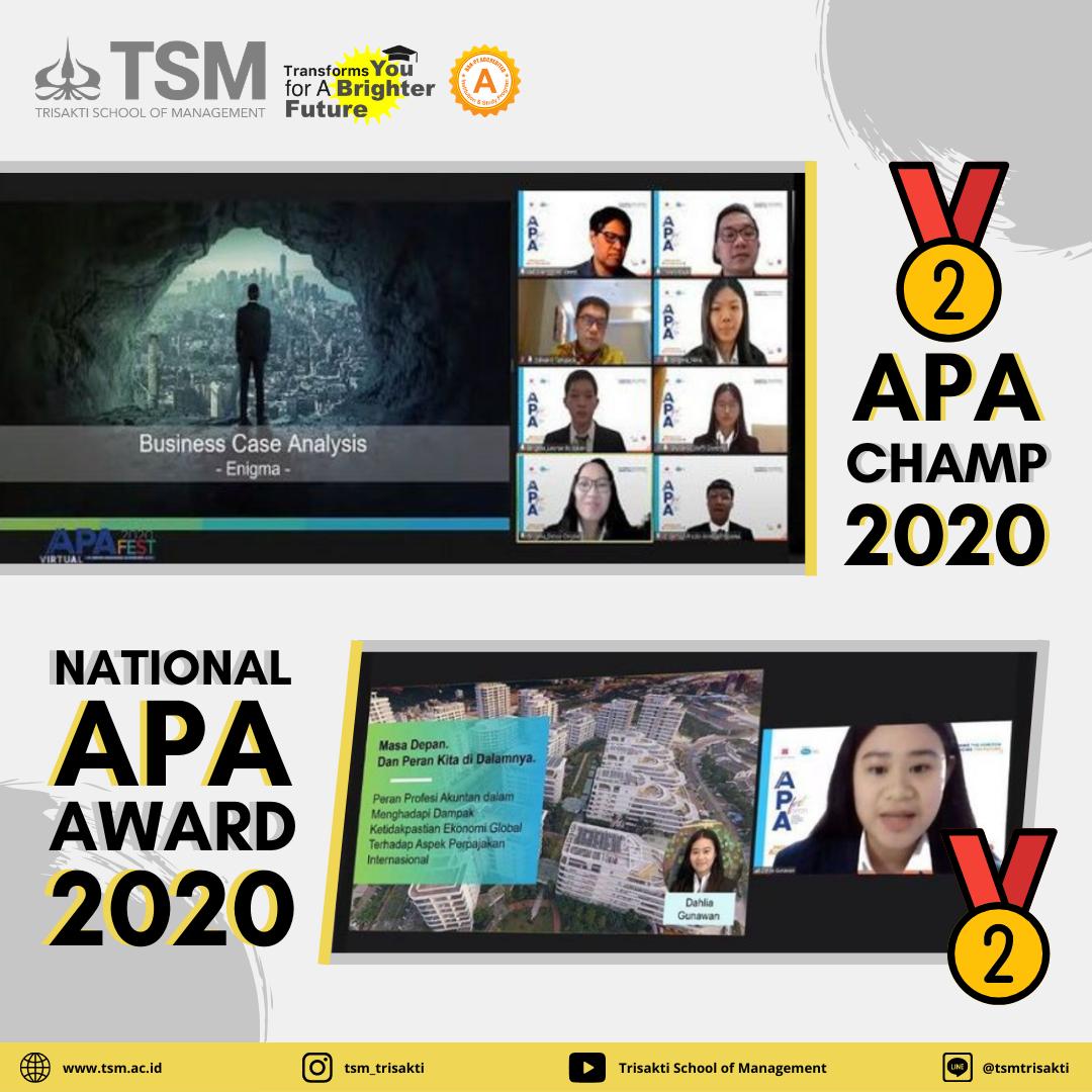TSM Juara di Setiap Kategori… Mantap!